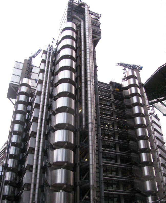My Favourite Buildings In London: The Lloyds Building