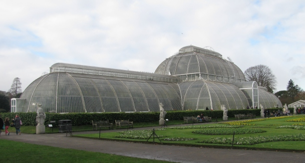 Kew Gardens - Palm House