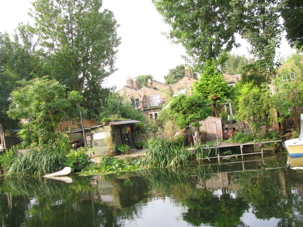 Regents Canal, Hackney, London